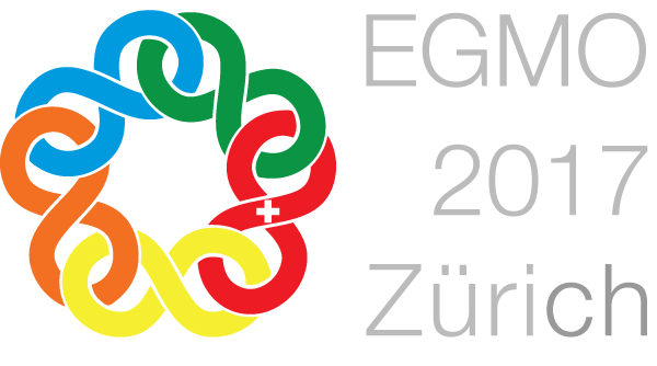 EGMO 17, Zürich Switzerland
